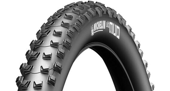 "Michelin Wild Mud Bike Tire 29"", foldable black"